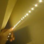 Декоративное освещение светодиодной лентой
