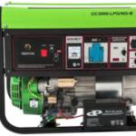 Дизельные, газовые и бензиновые бытовые генераторы