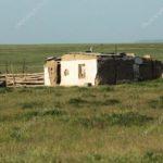 Дом в степи