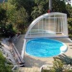 Закрытый бассейн, проекты, строительство