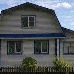 Как обшить дом профнастилом своими руками, стены, крыши