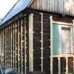 Как обшить старый дом?