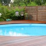Как построить бассейн на даче своими руками