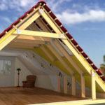 Как построить крышу дома своими руками