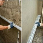 Как правильно штукатурить стены, видео