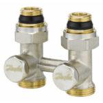 Клапан запорно-присоединительный RLV-KS