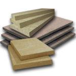 Плиты из минеральной ваты, цена, свойства, производители