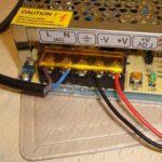 Подключаем блок питания для светодиодных лент, правила, стоимость