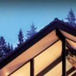 Преимущества и недостатки стеклянного фасада загородного дома
