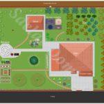 Примеры планировки дачного участка