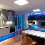 Светодиодное освещение квартиры