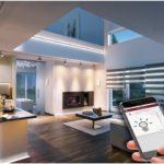 Система управления освещением в умном доме
