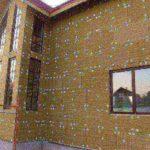Утепление дома минеральной ватой, с какой стороны, как и чем утеплить