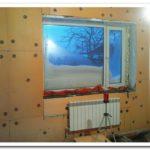 Утепление стен в квартире снаружи и изнутри, видео