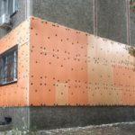 Утепление стен пеноплексом своими руками, цена, технология