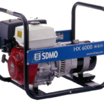 SDMO генераторы и миниэлектростанции