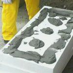 Установка минеральных теплоизоляционных плит