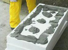 клей для теплоизоляционных плит