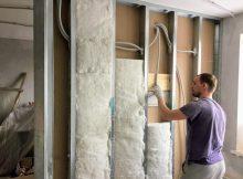 как сделать звукоизоляцию стен в квартире своими руками