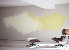 варианты как покрасить стены в квартире