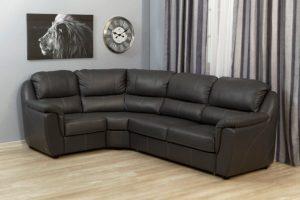 диван из эко-кожи