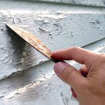 Удаление старой краски с деревянных покрытий