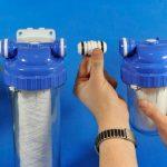 Как чистить фильтры для воды