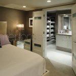 Совмещение ванной и спальни снова в моде