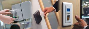 системы доступа в офисные помещения
