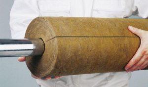 цилиндры минераловатные теплоизоляционные
