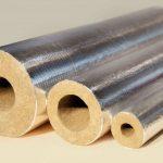Применение минераловатных цилиндров