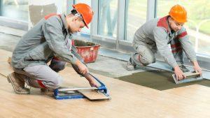 ремонт в квартире рабочие