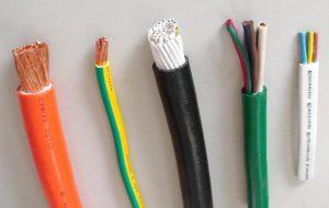 виды проводов