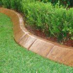 Чем оформить газон в саду