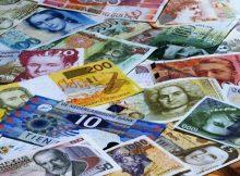 валюта разная