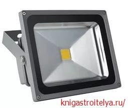 прожектор IEK СДО01-50