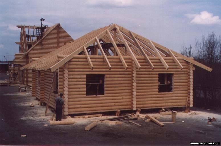 Мауэрлат для четырехскатной крыши
